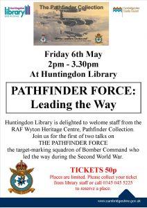 Huntingdon Library - Pathfinder Force: Leading the Way @ Huntingdon Library