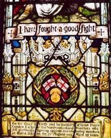 Society Lecture - Stained Glass in Huntingdonshire Churches @ Huntingdon Methodist Church | Huntingdon | England | United Kingdom