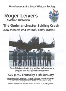 Society Lecture - Stirling to Essen (Roger Leivers) @ Huntingdon Methodist Church